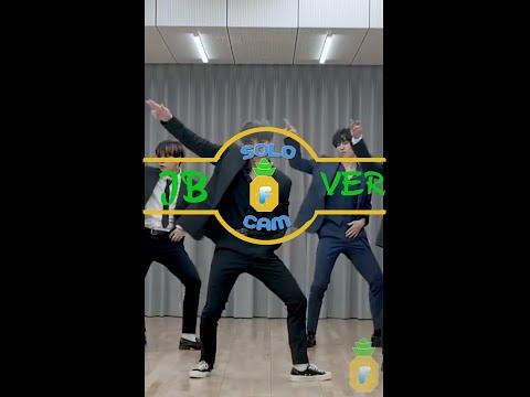 [SOLO CAM] (JB Focus) Got7 (갓세븐) - Lullaby /Dance Practice Suit Ver./