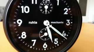 Download Gardé Ruhla mechanical alarm clock MP3 song and Music Video