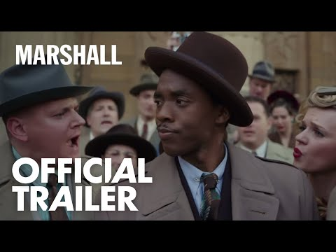 "MARSHALL - ""Official Trailer"" - Now Playing"