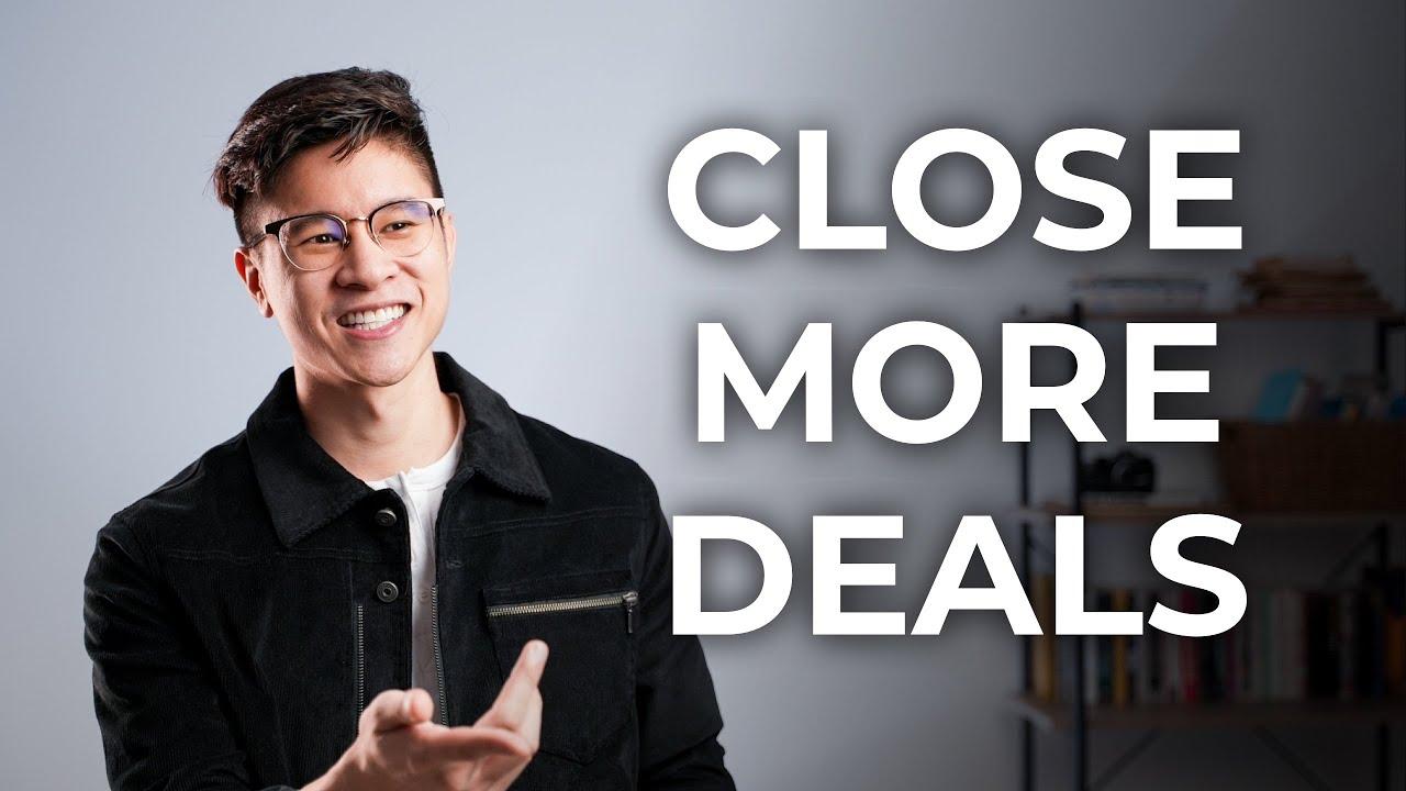 Download Top 3 Sales Techniques To Close More Deals
