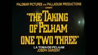 The Taking of Pelham One Two Three (1974) -  Trailer HD -