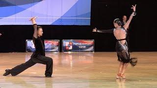 Baixar Konstantin Kondrakhin - Victoria Mineeva RUS, Pasodoble   WDSF Open Ten Dance