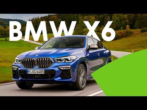 Новый BMW X6: ноздри, которые изменят мир