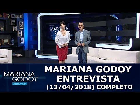 Mariana Godoy Entrevista (13/04/18)   Completo