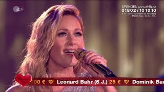 Helene Fischer - The Prayer (LIVE)  Ein Herz für Kinder 5.12.2020