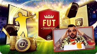 PACCHETTO PREMIO MENSILE ORO 1 FUT CHAMPIONS & PACK 100K !!! [FIFA 18]
