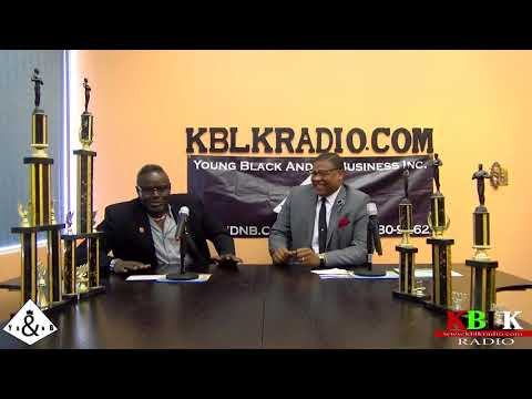 Young Black and 'N Business Radio Guest Derrick Luckett Destiny Six FInancial services