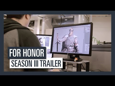 For Honor - Season III Trailer | Ubisoft [DE]