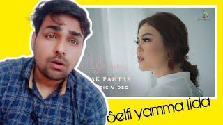 Gambar cover Selfi Yamma LIDA - Tak pantas | Official Music Video | Reaction | Selfi Yamma Lida | Selfi new song