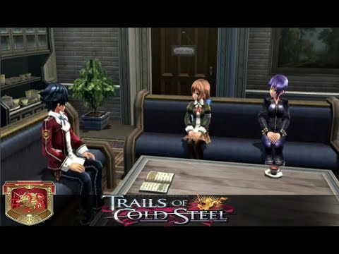 Trails of Cold Steel: Episode 28: Study or Suffer