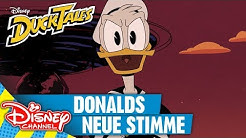 DUCK TALES - Clip: Donalds neue Stimme | Disney Channel