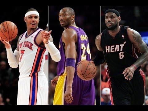 7 Highest Paid NBA Players in 2015-2016 Season