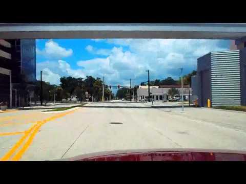 № 1119 США Черный район Орландо Флорида, Amway center 13.07.2011