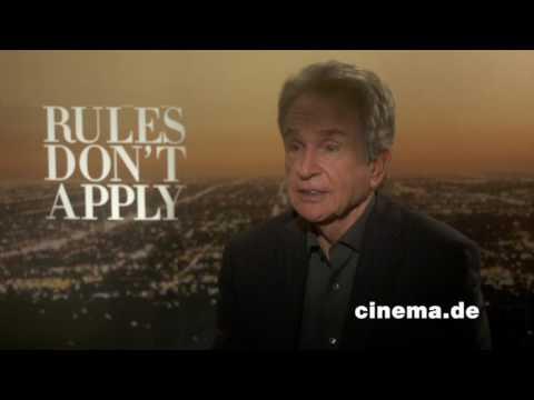 Regeln spielen keine Rolle // Warren Beatty // Interview // CINEMA-Redaktion