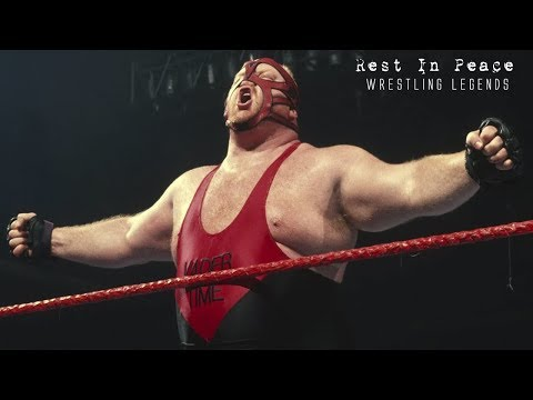 13 WWE Wrestlers Who Died In 2018