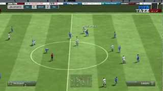 FIFA 13 | Lets Play Ultimate Team (46) | Liga 1 mit dem Legenden-Team | FIFAtazztics