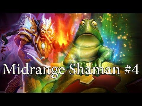 Hearthstone Midrange Shaman S26 #4: Scary Scary