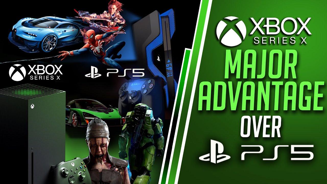 'Xbox Series X' Vs 'PlayStation 5': Microsoft Has Three Huge ...