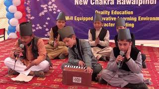 Best Funny Qawali By Allied School( Edhi Campus)
