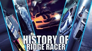History of Ridge Racer (1993-2016)