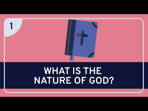 PHILOSOPHY - Religion: Classical Theism 1 (Two Conceptions of God)