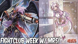New Fightclub Week With Master Rule 5! - DragonMaids V.S Blackwings...