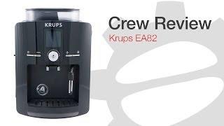 Crew Review: Krups EA82
