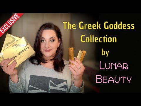 Greek Goddess Collection | In depth review thumbnail