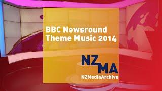 BBC Newsround 2014- Theme