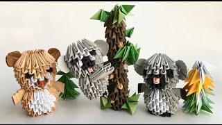 Découvrez l'origami modulaire avec les Origami Blocks !
