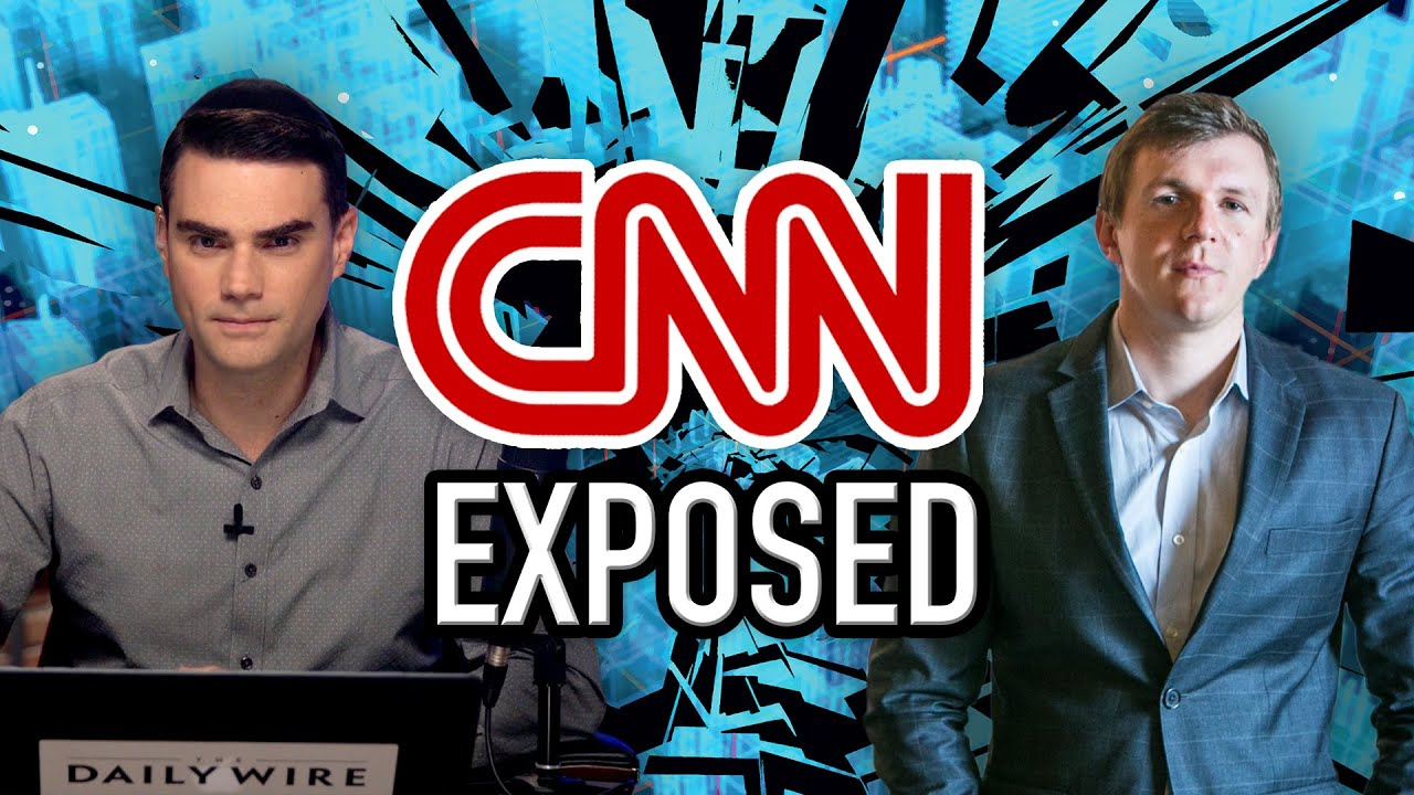 James O'Keefe's Takeaways From Listening to CNN's Editorial Meetings for 2 Months