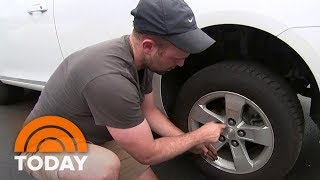 Rossen Report: How To Change A Tire Or Jump A Battery | TODAY