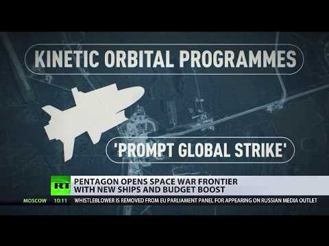Arms Race? Pentagon opens war frontier with new ships & budget boost