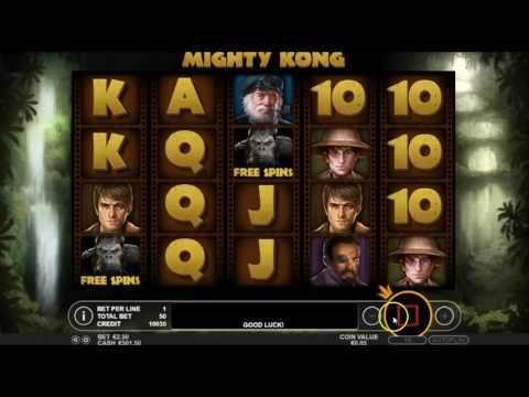 Mighty Kong™ - Onlinecasinos.Best