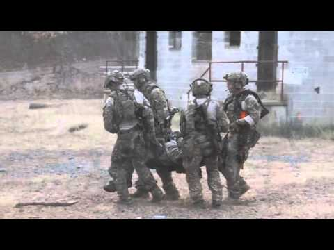 "FBI Hostage Rescue Team ""Battle Cry"""