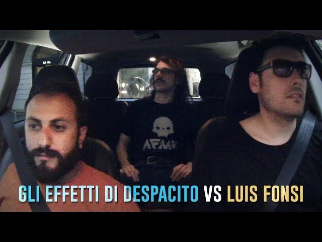 ¿Te acuerdas de los italianos del 'Despacito'? Se encontraron a Luis Fonsi en un atasco y... Pasó esto