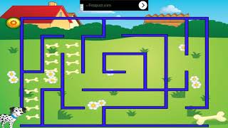 Educational Mazes for Kİds game play video   vr kids