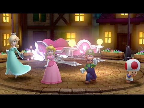 Mario Party 10 - Haunted Trail (Master CPU Difficulty)