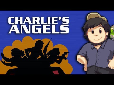 Charlies Angels For Gamecube - JonTron