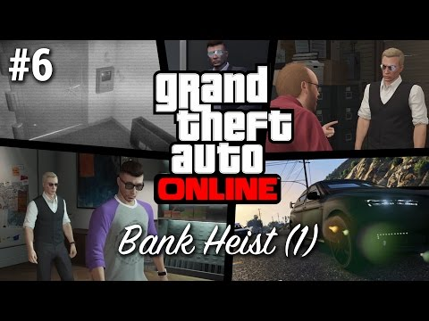 GTA Online På Svenska #6 (Bank Heist (1))