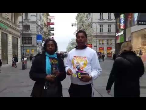 NYC Harvesters in AUSTRIA for WORLD VISION April 2, 2016