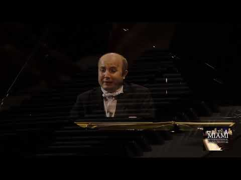 ALEXANDER GAVRYLYUK PLAYS A.  SCRIABIN PIANO SONATA NO.  5