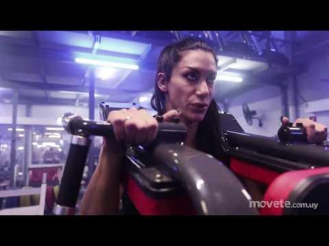 Marta Aguiar, IFBB Pro - Directora, Steel Gym Pocitos