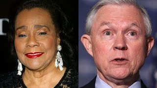 Strom Thurmond Buried Coretta Scott King's 1986 Letter Opposing a Jeff Sessions Appointment Free HD Video