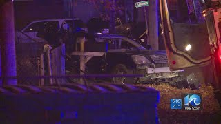 Domestic assault call leads to deadly police chase in Portsmouth