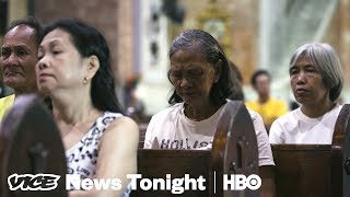 The Philippines Could Be The Last Country To Legalize Divorce (HBO)