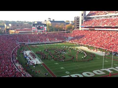 Tribute to Greg Allman - UGA Redcoat Marching Band