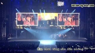[ VIETSUB + KARA ] Hush Hush - Tae Yeon ( SNSD ) [ 720p HD]