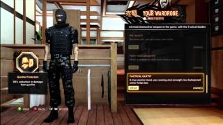 Sleeping Dogs:Tactical Soldier DLC