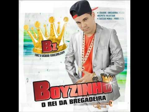 BOYZINHO (O REI DA BREGADEIRA) CD NOVO 2015 - COMPLETO